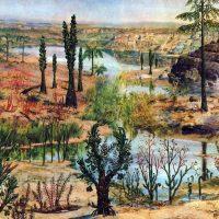 Древнейший ископаемый лес на планете