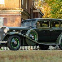 Cadillac V-16: воплощение роскоши и технического совершенства