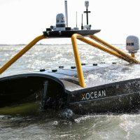 XOCEAN: беспилотное судно покоряет океан