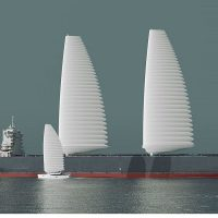 WISAMO: надувные паруса-крылья от Michelin